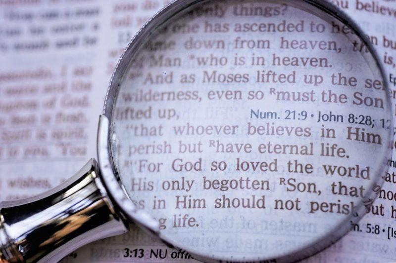 Bible Study & Prayer @ Linslade Baptist Church
